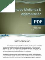 Chancado Molienda  Aglomeración.pptx