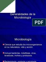 generalidades de la microbiología