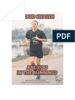 Good Health - Are You in the Running?