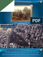 Presentación - La Sagrada función del cerro Santa Lucía y la Fundación de Santiago.pdf