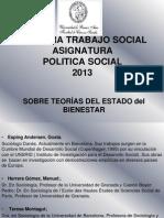 Uba-politica Socialpresentacion y Clase I-2013
