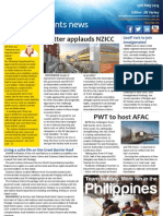 Business Events News for Wed 15 May 2013 - Trotter applauds NZICC, PWT to host AFAC, SkyTeam\'s Global Meetings, TechTalk and much more
