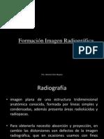 Clase 2, Formacion imagen radiográfica
