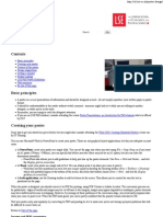 Poster Design Tips
