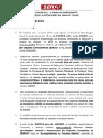 EditalCAIAE2013_2sem  SENAI.pdf
