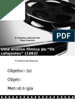 APRESENTAÇÃO - TCC - PÓS