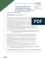 1996-2011- El periodo cumbre de la  construcción especializada de túneles  en España. Últimos avances en tuneladoras