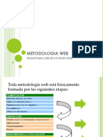 Metodologia Web