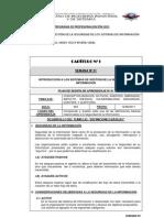 MÓDULO DE SESIÓN Nº 01-INTRODUCCIÓN AL S.G.S.I.
