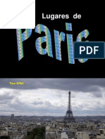The Best Places of Paris