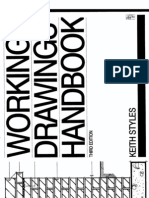 [Architecture eBook] Working Drawings Handbook