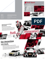 Audi Sport Collection (English, 2013)