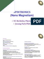 spintronics-nanomagnetism