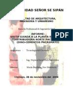 Informe -Dino Pacamasyo