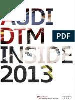 Audi DTM Inside Magazine (English, 2013)