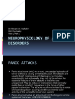 Neurophysiology of Anxiety Disorders