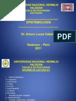 EPISTEMOLOGIA DOCTORADO-10-05-2013