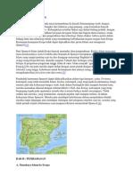 Sejarah Peradaban Islam Di Eropa