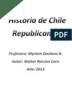 Historia de Chile Republicano II