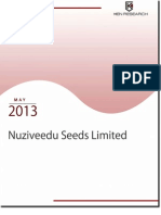 Nuziveeedu Seeds Limited_Sample Report