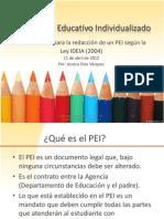 Herramientas Para Completar El Pei 2012