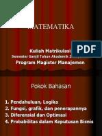 MATEMATIKA-1a