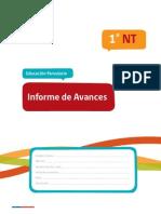 Informe de Avances NT1