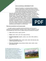 Aspectos Economicos de La Venezuela Agropecuaria