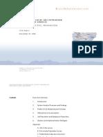 Ricci Greene Associates - Jail Study Final Report - Dec 2006