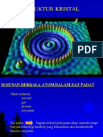 i. Keteraturan Atom & Kisi