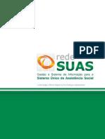 Rede SUAS Gestao e Sistemas de Informacao Do Sistema Unico de Assistencia Social