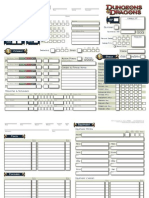 Shados' Character Sheet