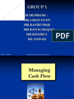 Cash Flow Presentation