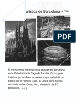 tourist poster example