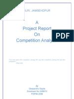 Competitive Analysis Xlri pgpmi