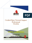 Certified Basic Network Support Professional_Brochure
