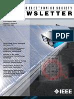 IEEE PELS Newsletter 2005 4th Quarter