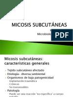 c 11 Micosis Subcutc3a1neas