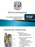 Electrocardiografía Enfermería