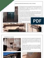 Analisis de Elementos Arquitectonicos de La Casa Vitoque