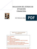 Formulacion Del Balance General 2011
