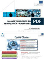 Balance Tecnologico Industriapetroquimica
