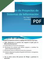 Gestión de la Integración Plan para la Dirección de Proyectos