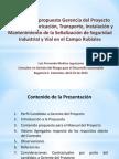 25042013 Pre Proyecto Gerencia Servicio Para PRE LFML
