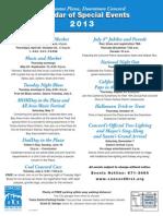 CA Concord - Event-calendar