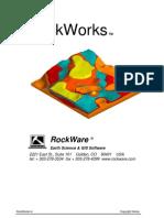 Rockwork Manual