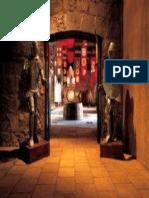 Interior Do Castelo Chateau Lacave