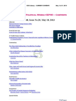 EPW Contents in PDF