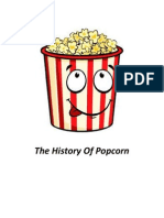 The History of Popcorn