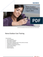 Nemo Outdoor 6 Training Aug2011 [Compatibility Mode]